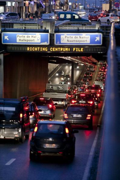 The 10 most traffic congested cities in the world
