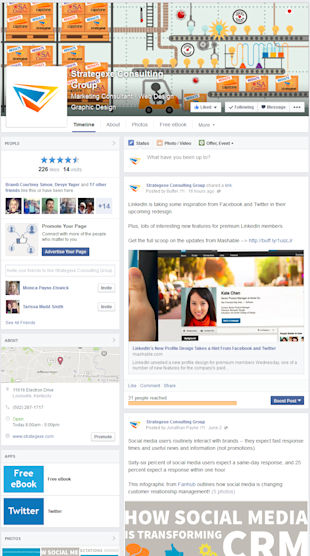 What You Need to Know About the New Facebook Design image New Facebook Timeline