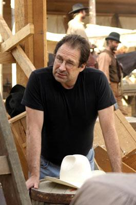 Series creator David Milch HBO's Deadwood
