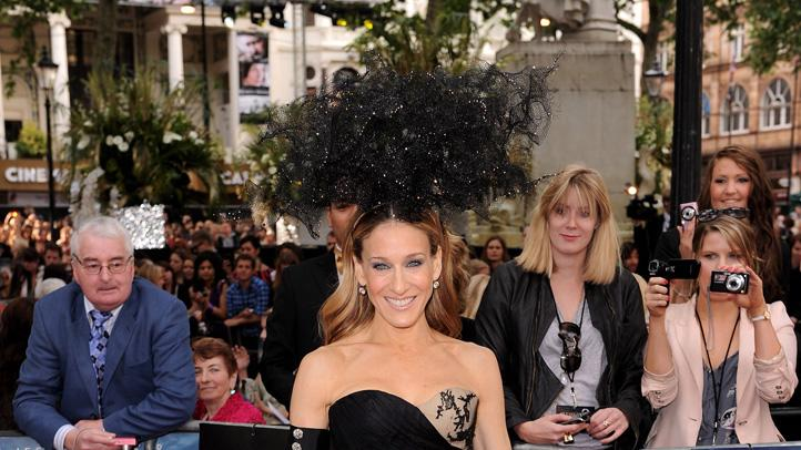 Facebook Caption contest Sarah Jessica Parker 2010