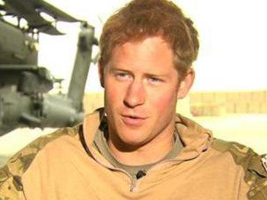 Prince Harry: I 'Let My Family Down' in Vegas