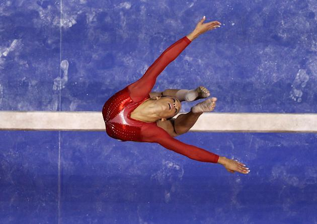 2012 U.S. Olympic Gymnastics Team Trials - Day 4