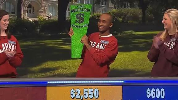 'Wheel of Fortune' Achilles Contestant's 2nd Chance