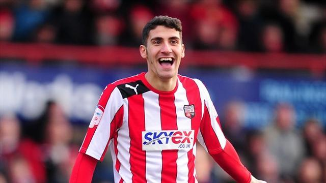 League One - Brentford finish the year in top spot