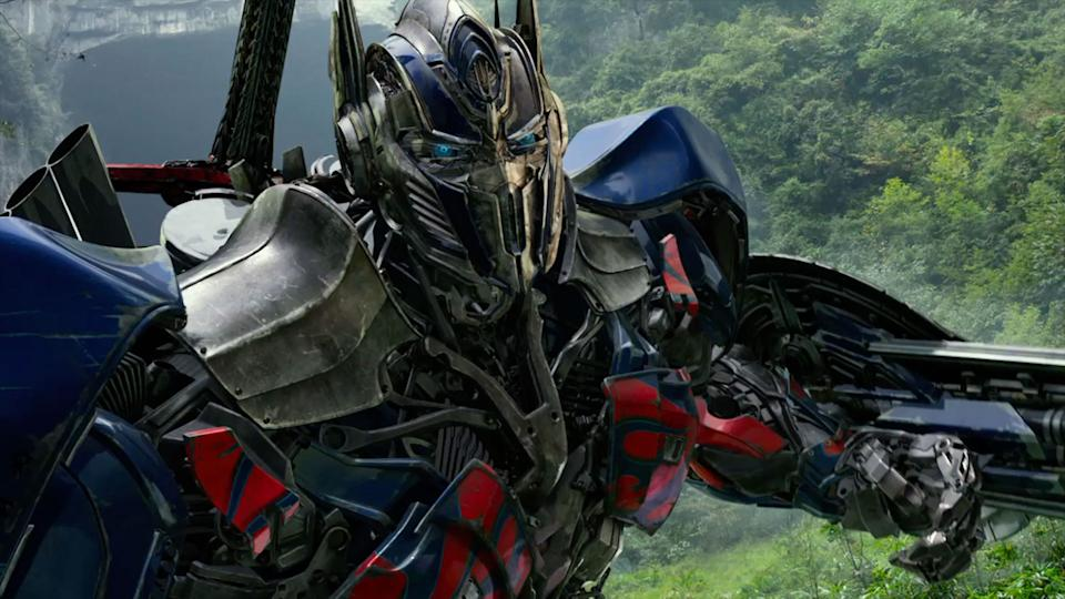 'Transformers: Age of Extinction' Teaser Trailer