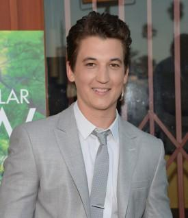 'The Spectacular Now's Miles Teller Gets 'Whiplash'