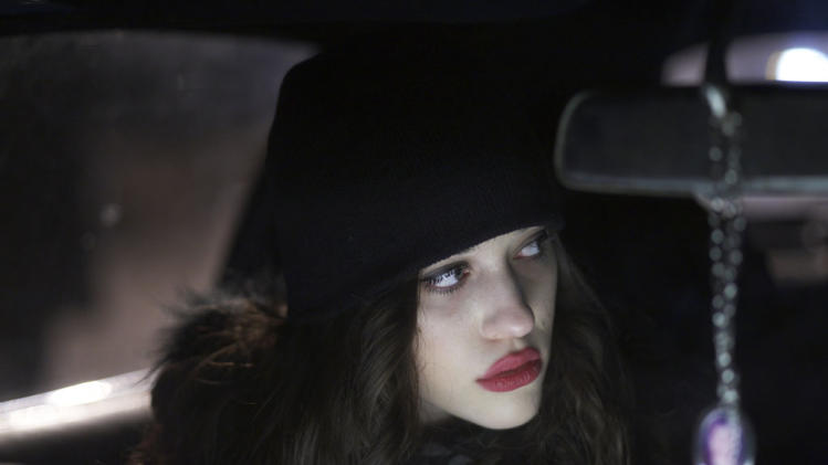 Kat Dennings Defendor Production Stills Sony 2010