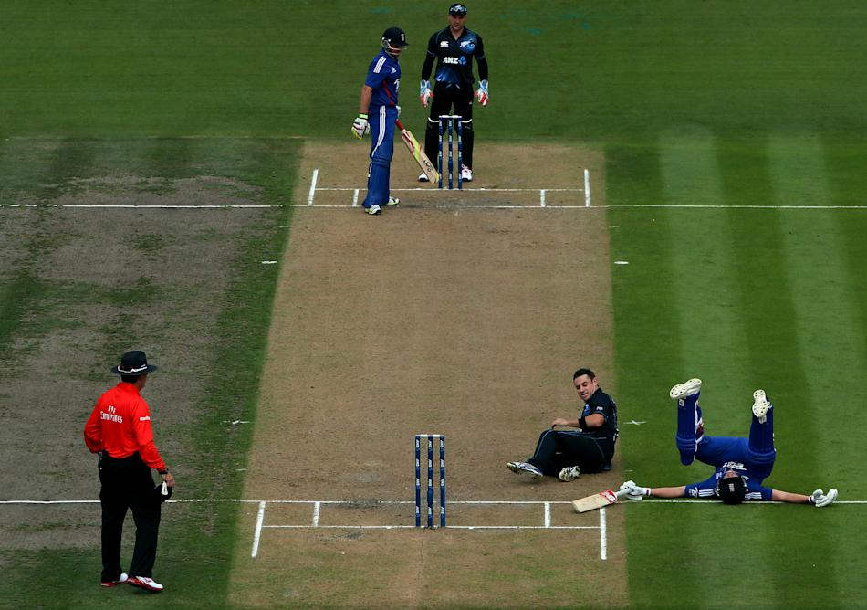 New Zealand v England - 1st ODI