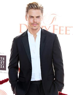 Injured Dancing With the Stars Pro Derek Hough Might Not Return This Season