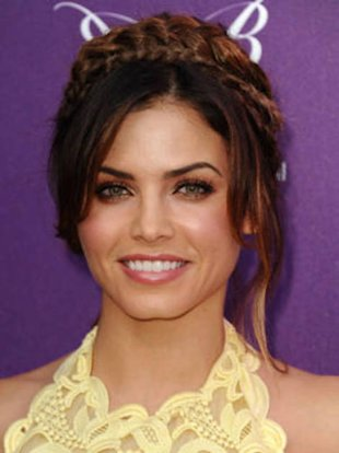Braid your mane like Jenna Dewan.