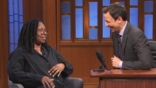 Whoopi Goldberg Interview