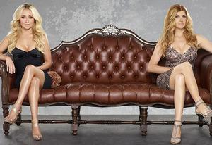Hayden Panettiere and Connie Britton | Photo Credits: Andrew Macpherson/ABC