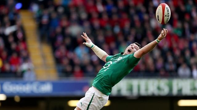 Rugby - Ireland beat Samoa to give Schmidt a winning start