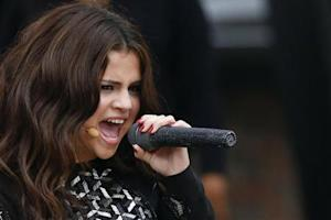 "Singer Selena Gomez performs on ABC's ""Good Morning America"" show in New York"