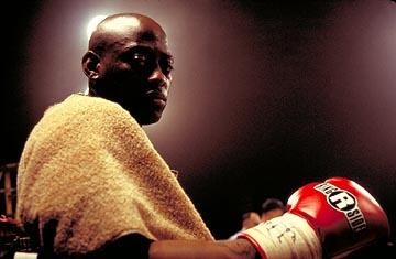 Omar Epps in Paramount's Against The Ropes