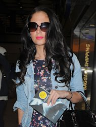Tulisa Contostavlos shaken after earthquake scare