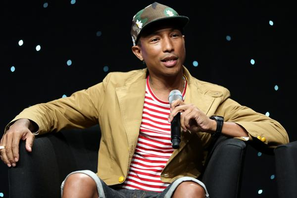 Pharrell Seeks Court Ruling on Trademark Case