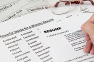 Jack Of All Trades: How A Broad Resume Can Hurt Your Job Search image iStock 000013760614XSmall 300x199.jpg