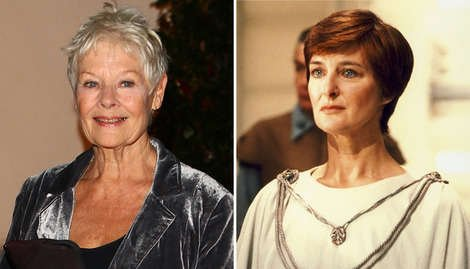 Dame Judi Dench up for the role of Mon Mothma in Star Wars VII?