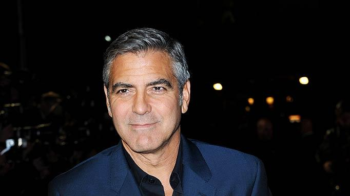 George Clooney The Ides Of March Premiere