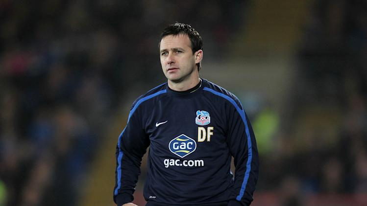 Dougie Freedman is yet to complete his move to Bolton