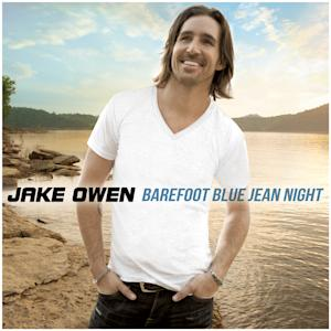 "In this CD cover image released by RCA Nashville, the latest release by Jake Owen, ""Barefoot Blue Jean Night,"" is shown. (AP Photo/RCA Nashville)"