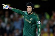 Cech sets new Chelsea record with 209 clean sheets