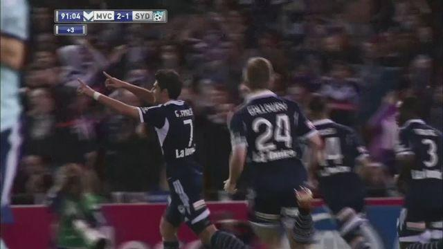 Melbourne reach A-League finals with win over Sydney