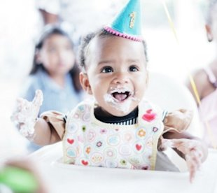On First Birthday Party Planning and the Notion of Beauty Being in the Details