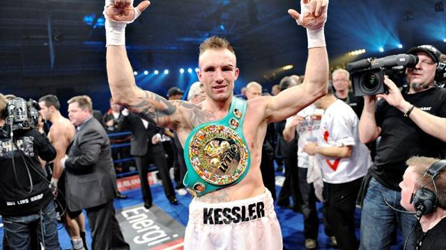 Boxing - Kessler KOs Magee for third-round victory