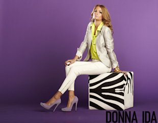 Millie Mackintosh For Donna Ida: Exclusive Behind the Scenes Video