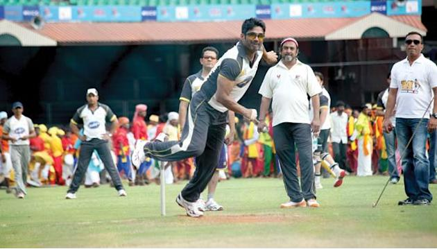 Celebrity Cricket League: Bollywood & sport collide in Dubai