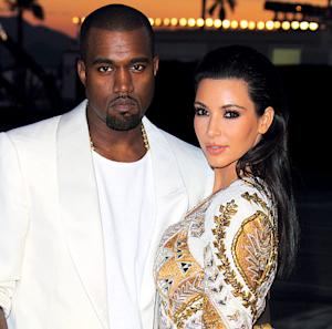 "Kim Kardashian ""Believes"" She'll Marry Kanye West, Wants Kids"