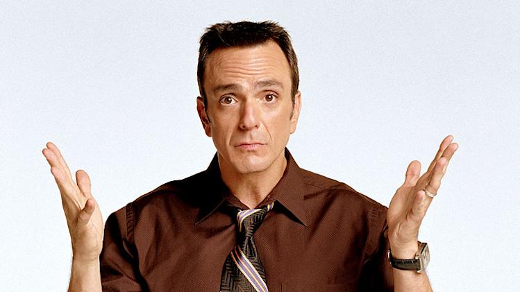 Hank Azaria as Huff in Huff on Showtime.