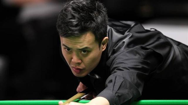 Snooker - Fu ousts Higgins, Trump knocks out Perry