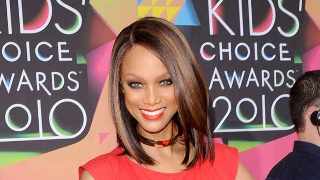 Tyra Banks birthday
