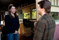 Lauren Graham, Jason Ritter | Photo Credits: Colleen Hayes/NBC