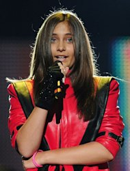 Michael Jackson's daughter, Paris Jackson