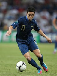 Samir Nasri and three other French players face a disciplinary hearing over their conduct at Euro 2012