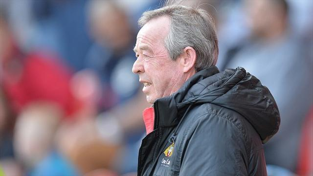 League One - Flynn quits as Doncaster boss following promotion