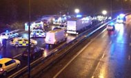 M1 Crash: Man Arrested After Two Killed