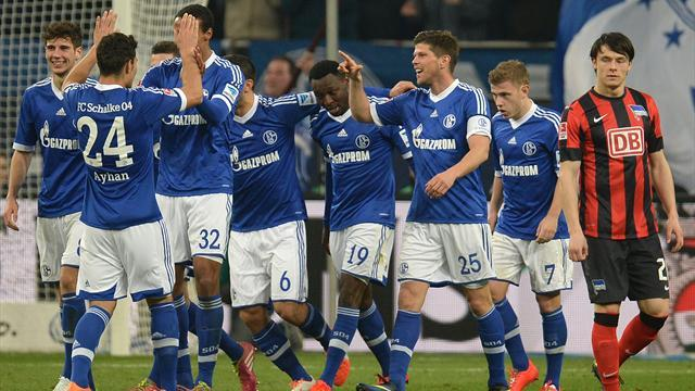 Bundesliga - Row erupts over Schalke's invitation to Russia