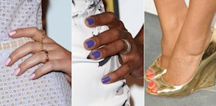 Mirana Cosgrove, Aisha Tyler, Shay Mitchell; Getty Images