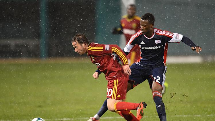 New England Revolution v Real Salt Lake - FC Tucson Desert Diamond Cup