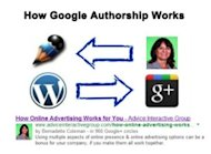 Show Me Your Face: What Google's Author Rank Means For Internet Marketers  image bernadette coleman authorship 300x220