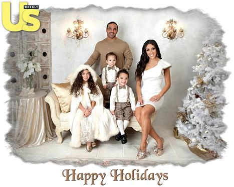See Real Housewives of NJ Melissa Gorga's Holiday Card!