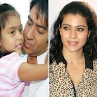 Ajay Devgn Turns Babysitter For Kids In Kajol's Absence