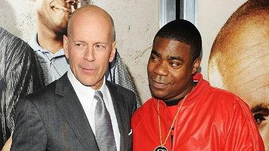 Can '30 Rock' Stars Persuade Bruce Willis to Guest Star?
