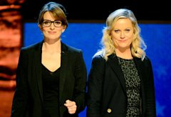 Tina Fey and Amy Poehler  | Photo Credits: Kevin Mazur/WireImage
