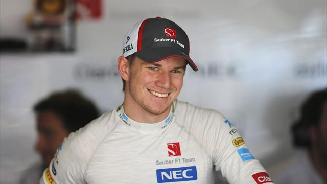 Bahrain Grand Prix - Hulkenberg fastest on Bahrain day one